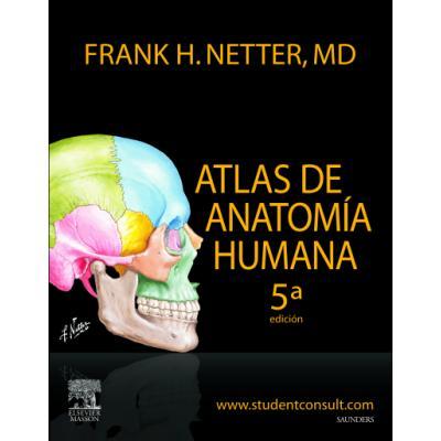 ATLAS DE ANATOMÍA HUMANA, 5ª ED | 9788445820650 | Librería segunda ...